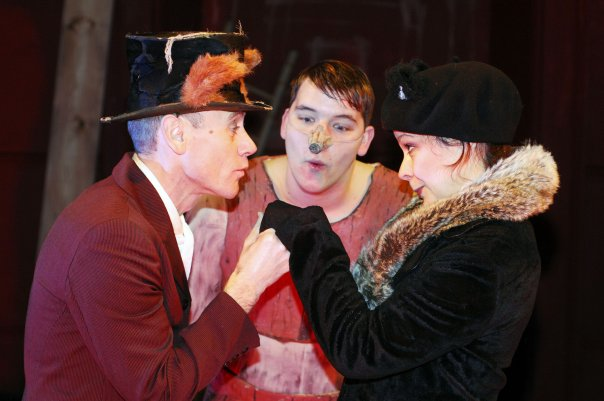 Pinokyo Rocian Theatre ingiltere